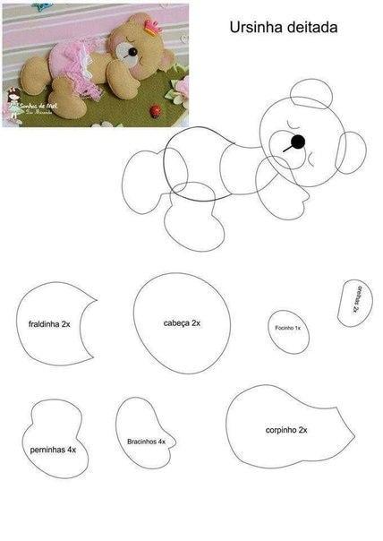 Куколки связанные крючком схемы