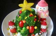 рецепт из овощей
