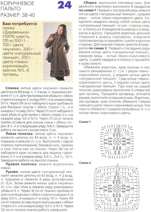 правильно выбрать схема вязания женских пальто социальных сетях: Детские