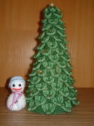 декорируем бутылку на новый год елка вязаная крючком мастер класс