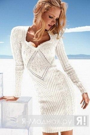 Victoria's Secret, платье Victoria's Secret, платье Victoria's Secret своими руками, вязаное платье Victoria's Secret, вязаные платья, вязаные платья спицами, вязаные платья схемы, вязаные платья со схемами, вязаное платье спицами схемы, схемы, спицами схемы, вязание, вязание спицами, схемы вязания, рукоделие