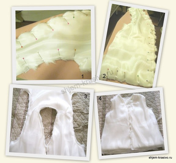 жилет, жилет из меха, женский жилет, шитье, мастер-класс, рукоделие, как сшить