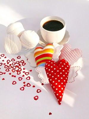 игрушки, игрушки ко Дню святого Валентина, День святого Валентина, сердце, сердечко, поделки, поделки ко Дню святого Валентина, рукоделие, творчество, мастер-класс, декор
