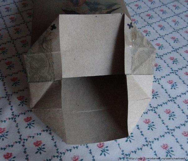 Мк крафт пакет