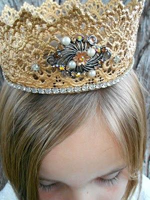 короны, кружевные короны, рукоделие, творчество, оригинальные идеи, аксессуары