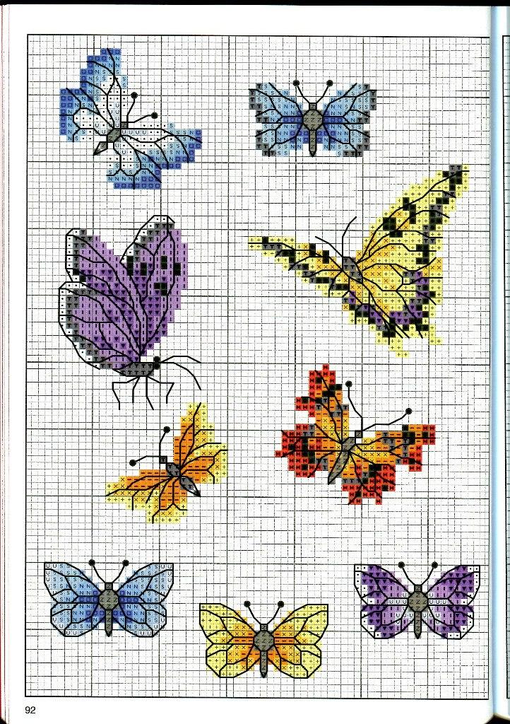 Салфетка – оригами Мотылек. Мастер класс